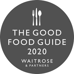 Waitrose Good Food Guide 2020